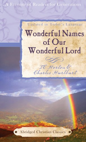 9781602608566: Wonderful Names of Our Wonderful Lord (Abridged Christian Classics)