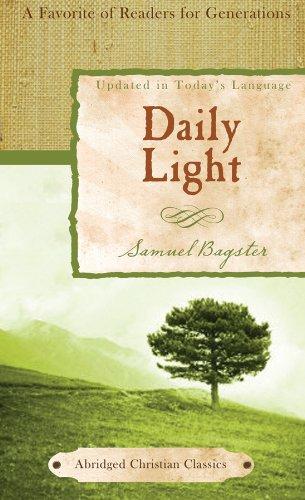 9781602608580: Daily Light (Abridged Christian Classics)
