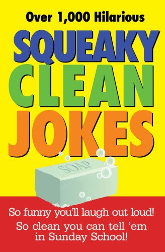 Squeaky Clean Jokes: Cliff Road Books