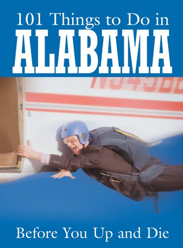 101 Things to Do in Alabama: Patrick, Ellen