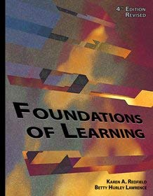 9781602631007: Foundations of Learning, 4th Edition Revised