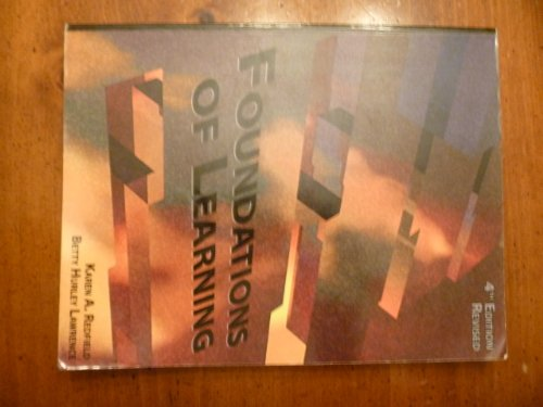 9781602631014: Foundations of Learning
