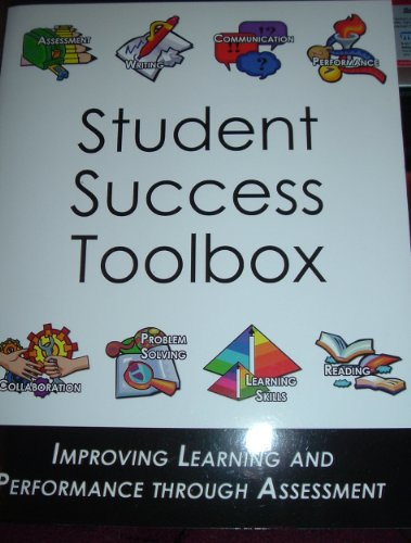 9781602631106: Student Success Toolbox (Improving Learning and Performance Through Assessment)