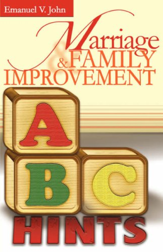 9781602665637: Marriage & Family Improvement