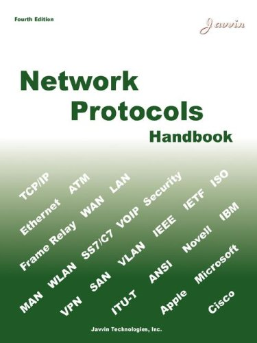 Network Protocol Handbook (4th Edition): www.Javvin.com