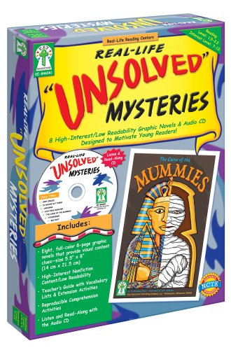 "9781602680777: Real-Life ""Unsolved"" Mysteries (Real-Life Series)"