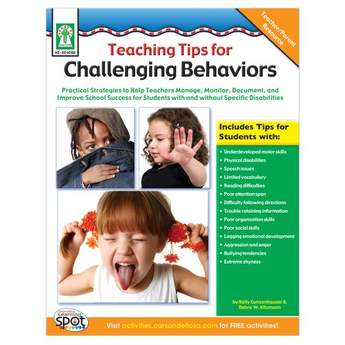 9781602681163: Teaching Tips for Challenging Behaviors