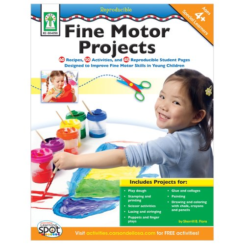9781602681187: Fine Motor Projects, Ages 4 - 8