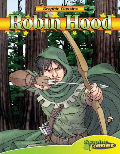 9781602700536: Robin Hood (Graphic Classics) (Graphic Classics)