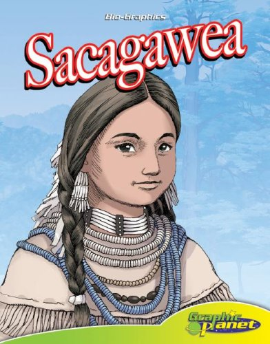 9781602701762: Sacagawea (Bio-Graphics Set 2 (Graphic Planet))