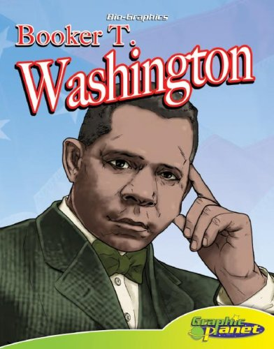 9781602701779: Booker T. Washington (Bio-Graphics Set 2 (Graphic Planet))