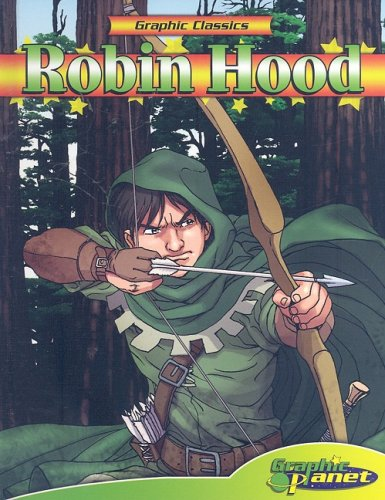 9781602702219: Robin Hood [With Hardcover Book] (Graphic Classics)