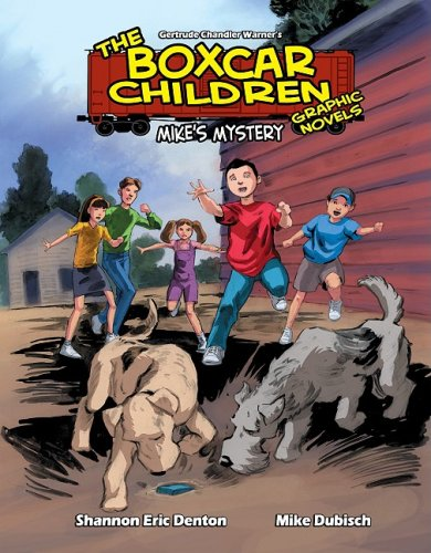 9781602705906: Mike's Mystery (The Boxcar Children Graphic Novels )