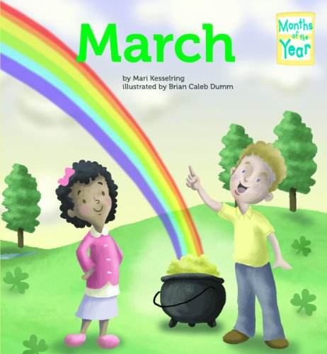 9781602706309: March (Months of the Year (Magic Wagon))