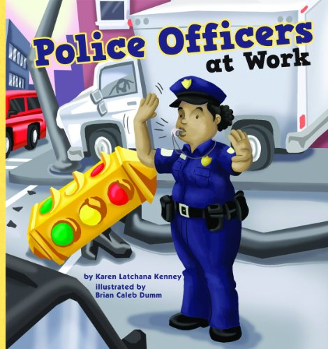 9781602706521: Police Officers at Work (Meet Your Community Workers)