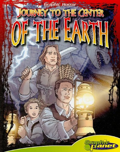 9781602706781: Journey to the Center of the Earth (Graphic Planet: Graphic Horror)