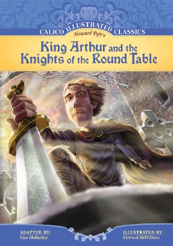 King Arthur and the Knights of the: Mullarkey, Lisa, Pyle,