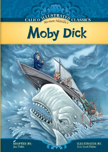 9781602707092: Moby Dick (Calico Illustrated Classics)