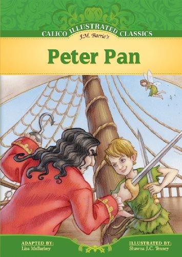 9781602707108: Peter Pan (Calico Illustrated Classics)