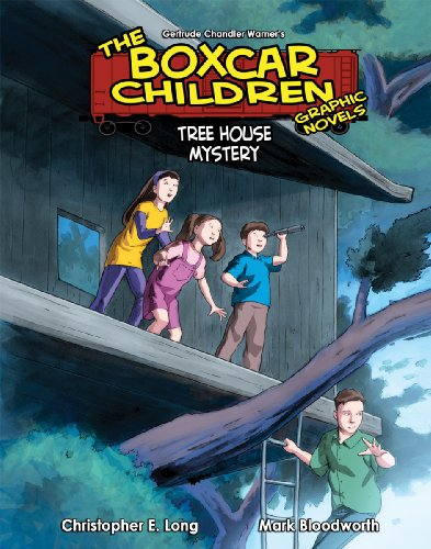 9781602707160: Tree House Mystery (Boxcar Children Graphic Novels)