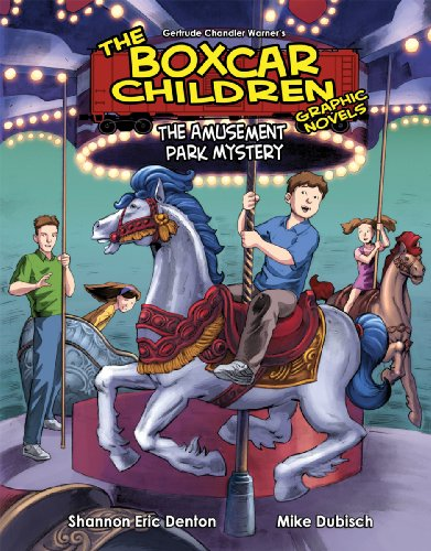 9781602707184: Book 10: the Amusement Park Mystery (The Boxcar Children Graphic Novels)