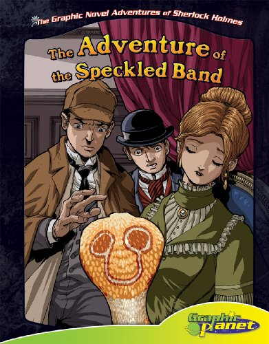 9781602707276: The Adventure of the Speckled Band (The Graphic Novel Adventures of Sherlock Holmes)