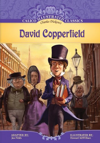 9781602707450: David Copperfield (Calico Illustrated Classics Set 2)