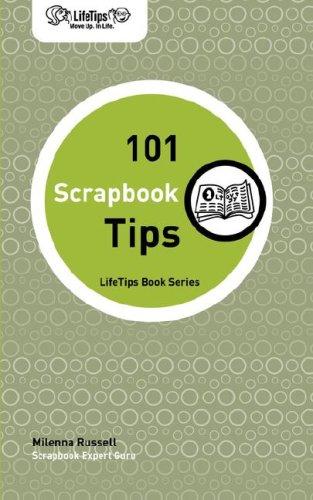 9781602750104: LifeTips 101 Scrapbook Tips