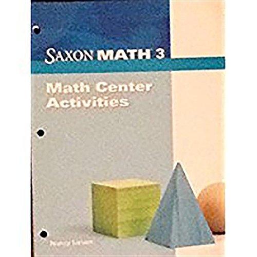 Sxm3e 3 Nlen Math Centr ACT: Larson