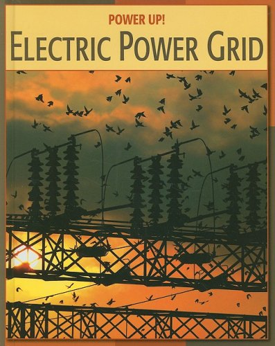 9781602790421: Electric Power Grid (Power Up!)