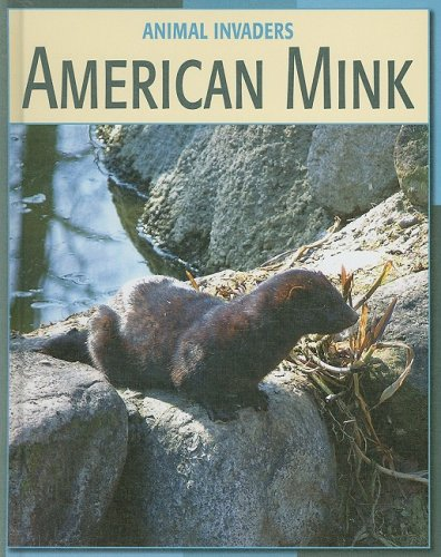 American Mink (Animal Invaders): Susan H. Gray