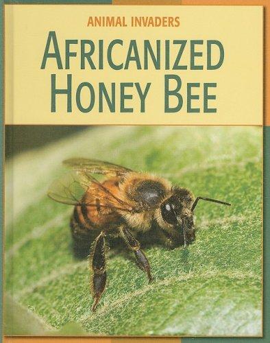 9781602791176: Africanized Honey Bee (Animal Invaders)