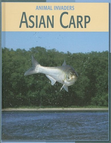 9781602791183: Asian Carp (Animal Invaders)
