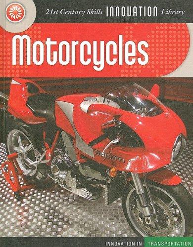 Motorcycles (Innovation in Transportation (Library)): Franchino, Vicky