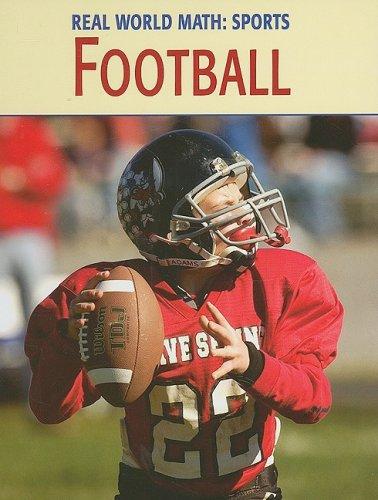 9781602792470: Football (Real World Math: Sports)
