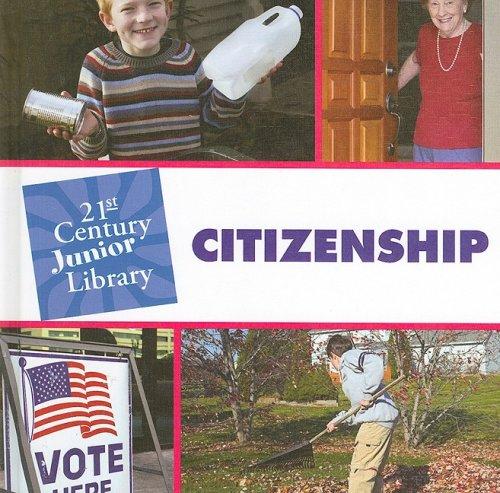Citizenship (Hardcover): Lucia Raatma