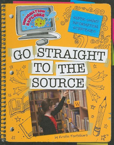 9781602796409: Super Smart Information Strategies: Go Straight to the Source
