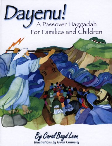 9781602800427: Dayenu! A Passover Haggadah for Families and Children (WITH MUSIC CD)
