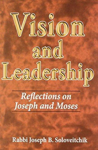 9781602802193: Vision and Leadership (Meotzar Horav)