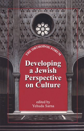9781602802728: Developing a Jewish Perspective on Culture (Orthodox Forum)