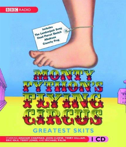 Monty Python's Flying Circus: Greatest Skits (1602830568) by Monty Python