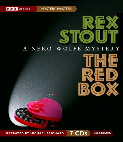 9781602833500: The Red Box: A Nero Wolfe Mystery
