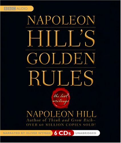 9781602835481: Napoleon Hills Golden Rules: The Lost Writings