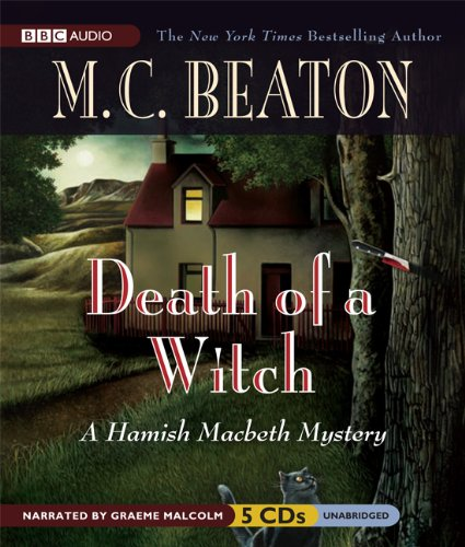 9781602836099: Death of a Witch (Hamish Macbeth Mysteries)