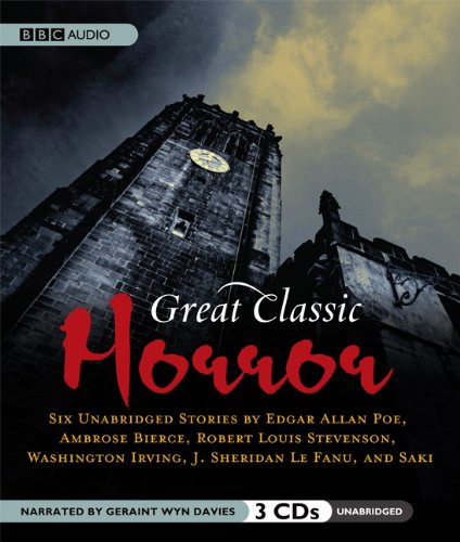 9781602836419: Great Classic Horror
