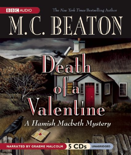 9781602838550: Death of a Valentine  (A Hamish Macbeth Mystery)