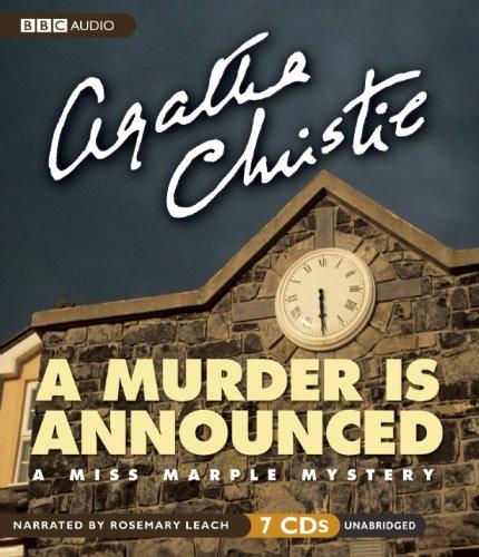 9781602839038: A Murder is Announced: A Miss Marple Mystery