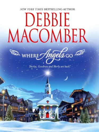 9781602850590: Where Angels Go (Platinum Fiction Series) (Center Point Platinum Fiction (Large Print))