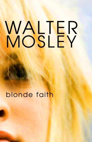 9781602851191: Blonde Faith (Center Point Platinum Mystery (Large Print))