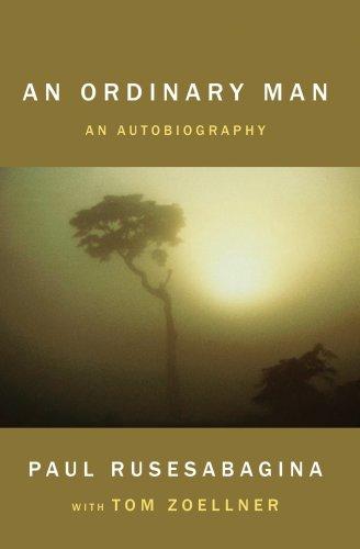 9781602851542: An Ordinary Man (Platinum Readers Circle (Center Point))